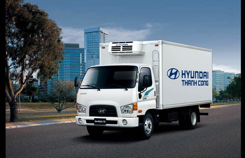 xe tải Bắc Việt Hyundai New Mighty 75S